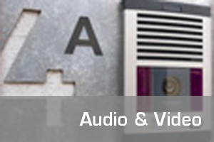 Audio & Video Entry Systems
